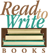 read to write books logo